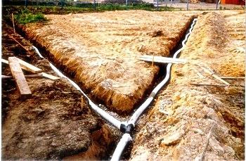 канализация,дренажные системы
