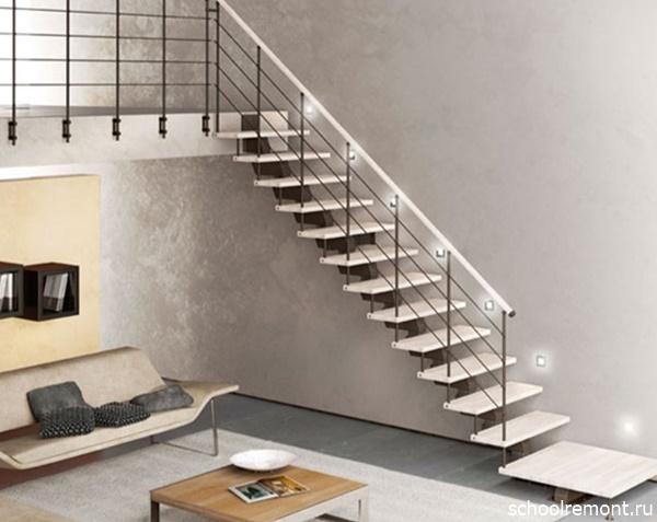 Типы лестниц на любой вкус