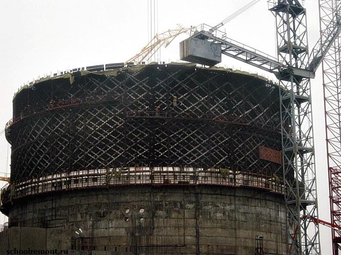 бетон защищающий от радиации
