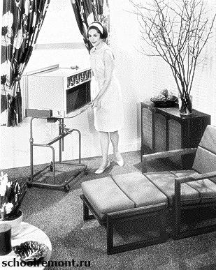 1963 год бытовойй кондиционер