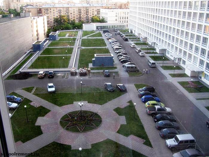 Гостевая парковка ЖК Аэробус