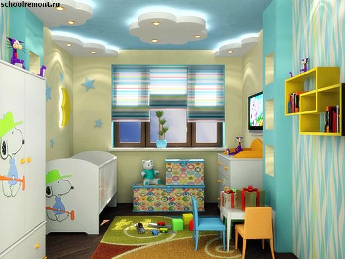 Комната для девочки - дизайн
