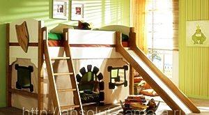 детская комната, взрослый взгляд