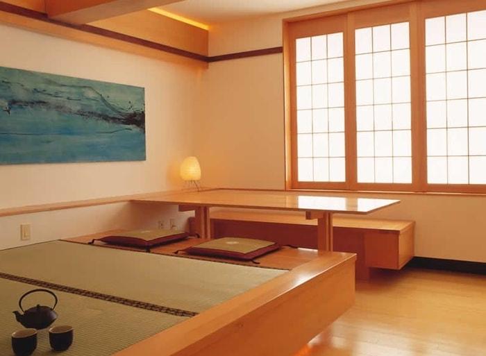 Минимализм в дизайне комнаты