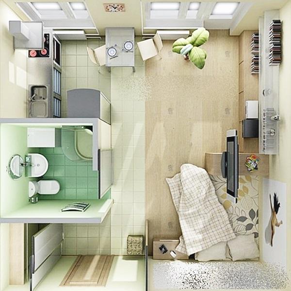 Ремонт квартиры в сургуте - Сам себе дизайнер и прораб