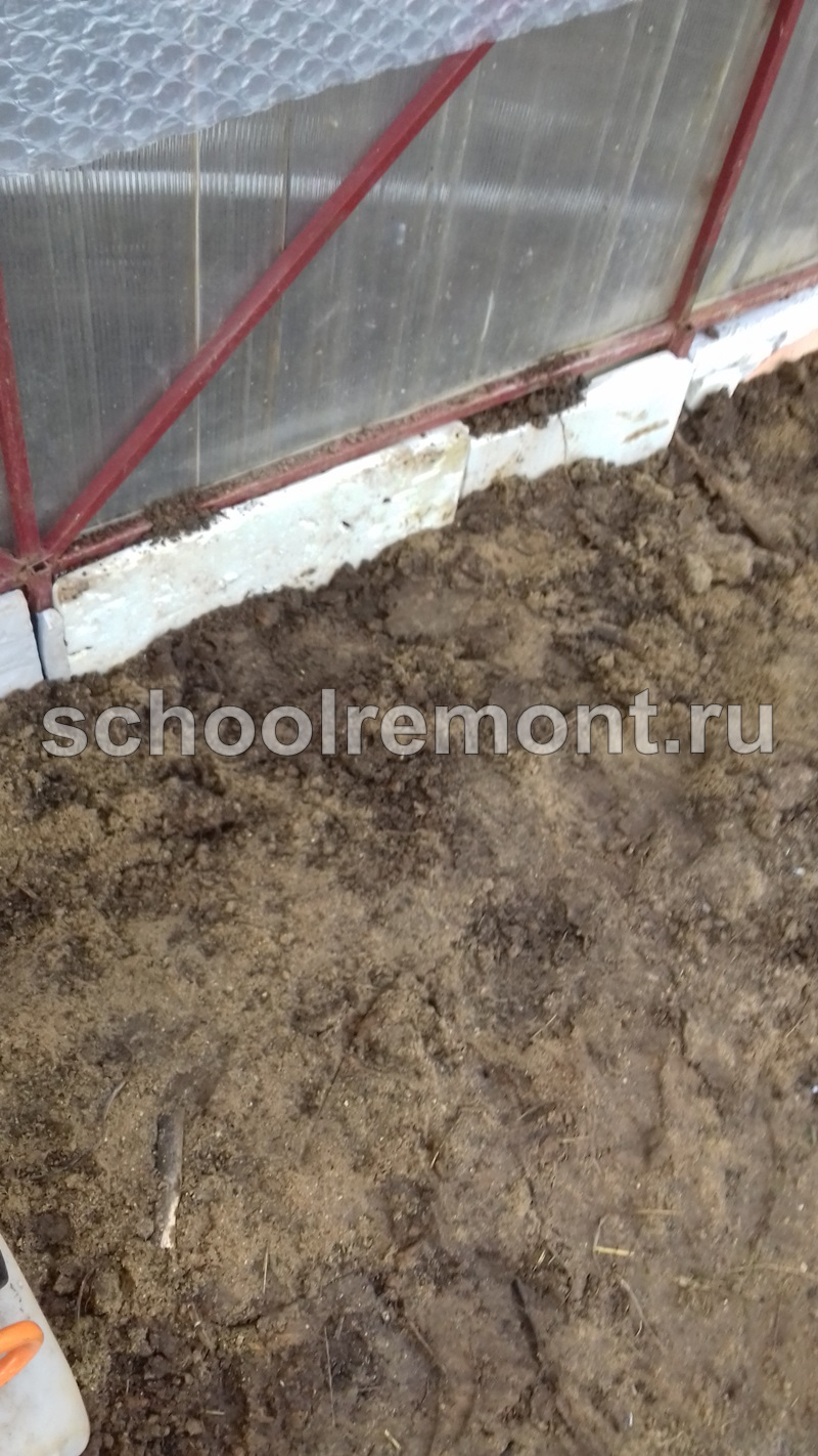Почва для парника своими руками 12