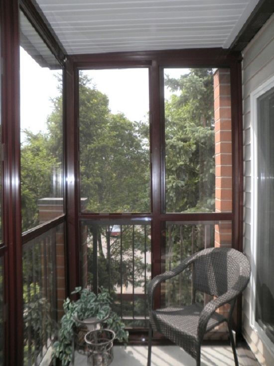 Как правильно сделать французский балкон, фото примеры.